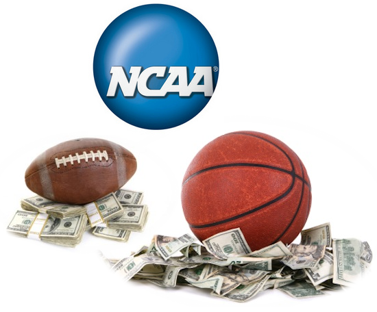 college athletes and compensation Oakland, calif (ap) — attorneys for college football and basketball players are in court fighting ncaa rules that cap athletes' compensation at the value of a scholarship the federal trial.