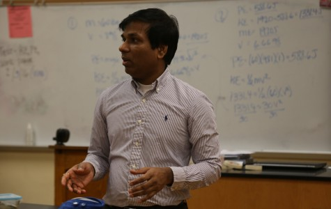 "Physics teacher finds new ""home"" in teaching"