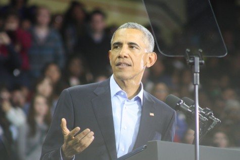 Students reflect on opportunity of seeing President Obama's speech