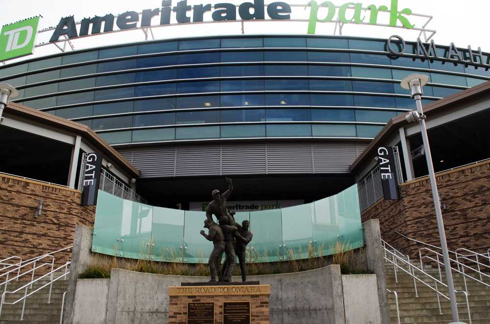 Although the NCAA College World Series is TD Ameritrade's biggest showcase, other important events occur  year-round.