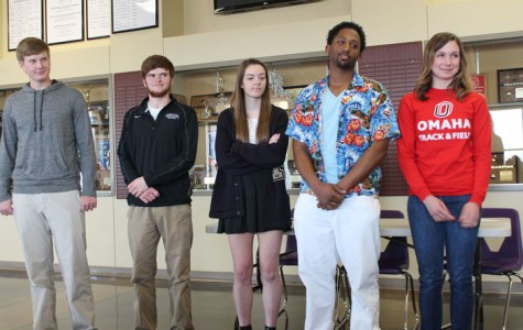 Five athletes commit to play in college