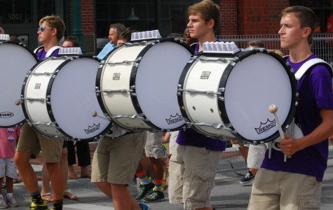 Marching band's hardwork pays off at Dundee Day