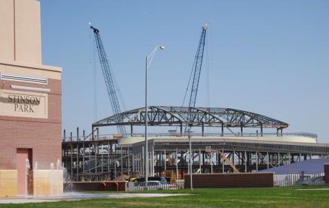 UNO building new sports arena