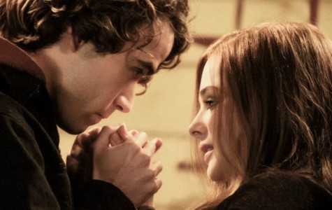 Actor Jamie Blackley and actress Chloe Grace Mortz portray main characters Adam and Mia.