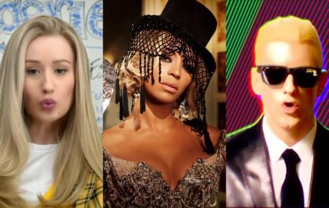 Artists at the VMAs