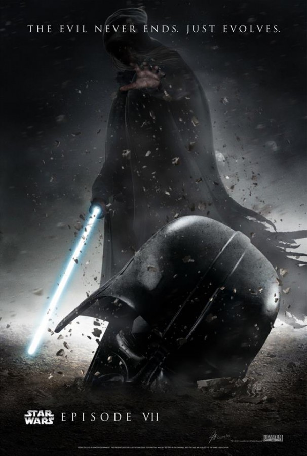 Star Wars Episode Seven to be released in Dec. 2015