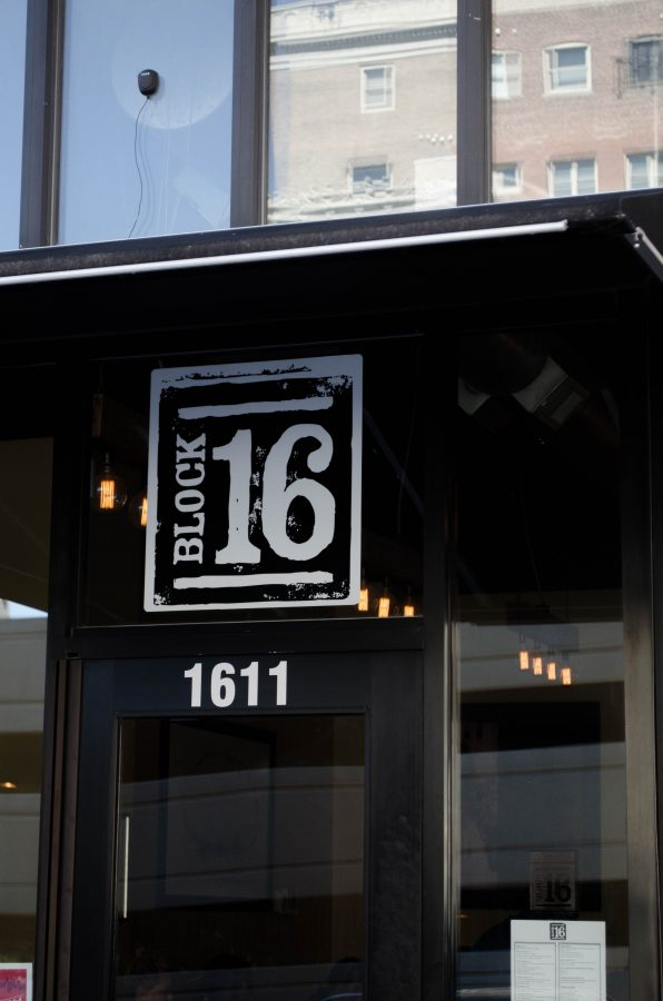 Block 16 is located at 16th and Farnam Streets