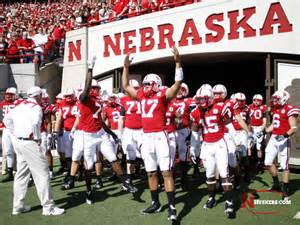 Huskers improving, good things to come