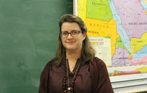 Well-respected veteran teacher brings world history to life