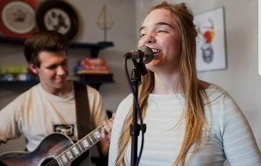 Central Musicians Form Successful Band, Look Towards the Future