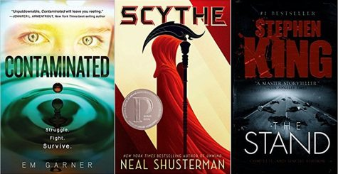 3 Books sure to scare in October