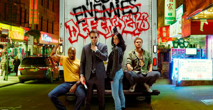 The Defenders: Marvel and Netflix partner up and create a hit series