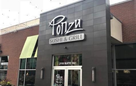 Ponzu Sushi & Grill
