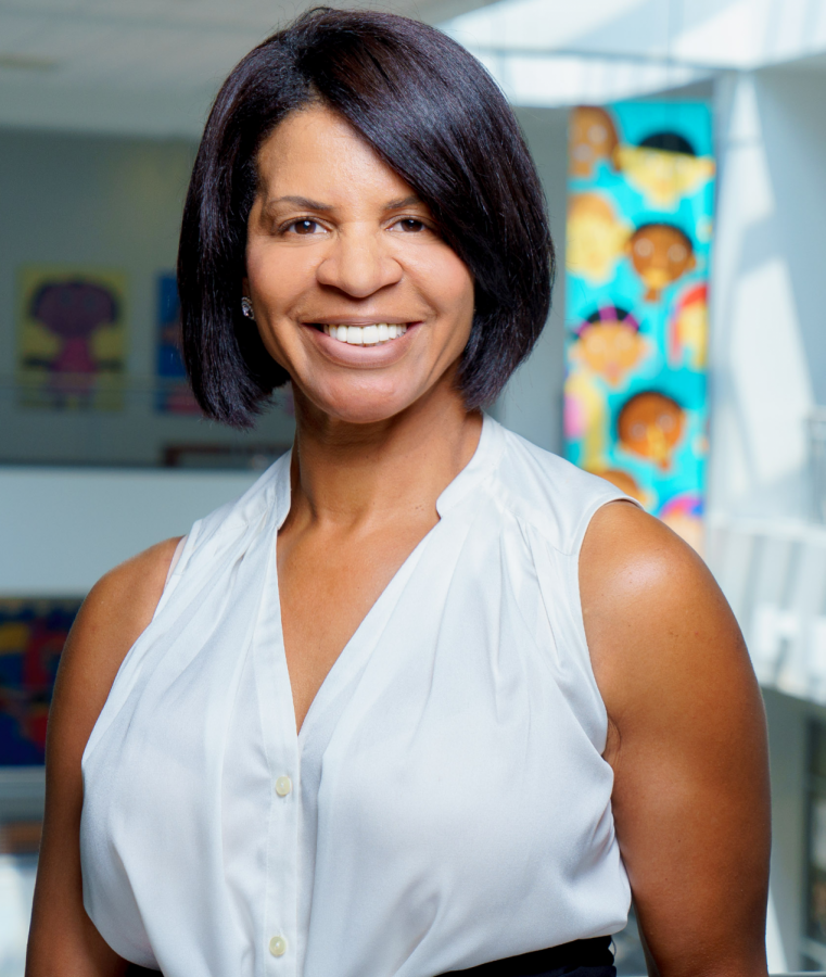 Dr. Cheryl Logan to replace Mark Evans in July