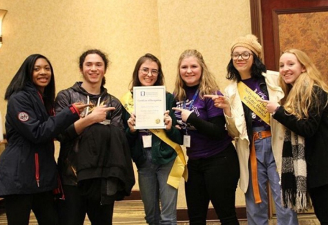 Improv Team makes first at ITS festival