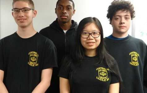 JROTC plans to win Central's first JLAB competition in D.C.