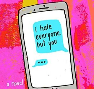 Book Review: I Hate Everyone but You