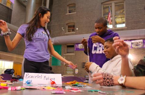 Live Life Eyes Up reaches mayors desk, influences student body