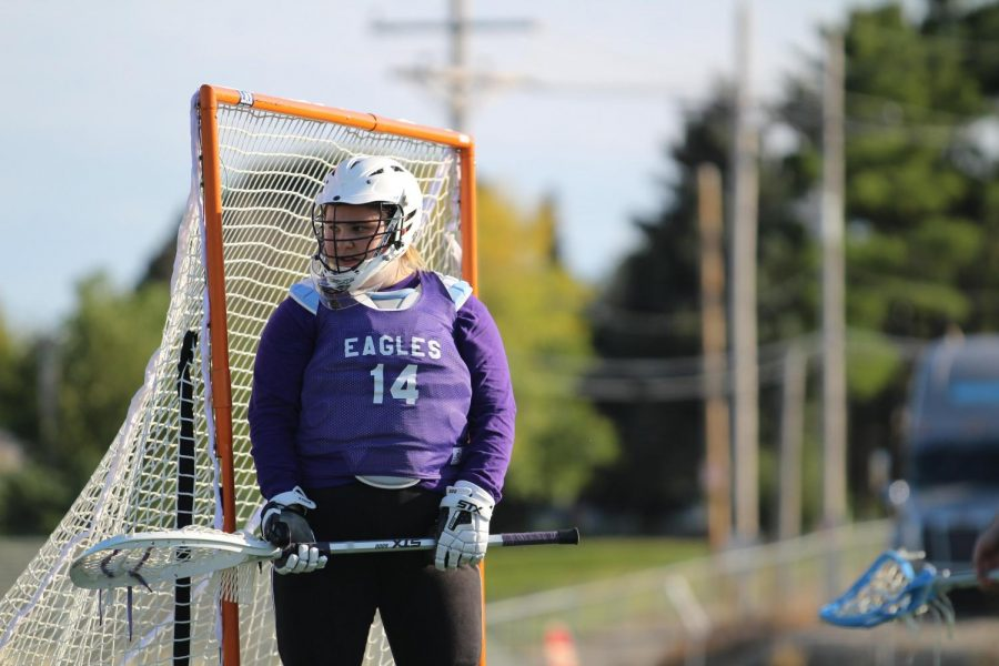 Lacrosse captain happy with team's growth