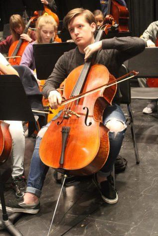 Eli Kopp Cellist
