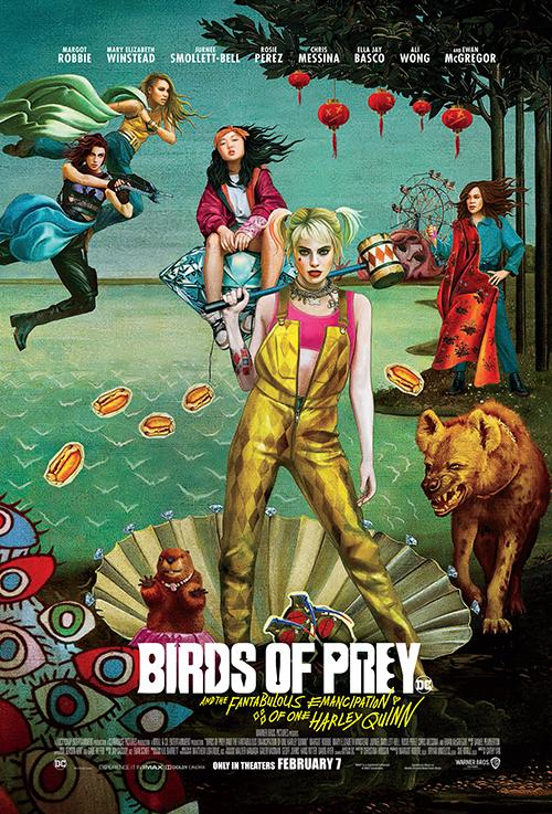 'Birds of Prey' a hit for DC despite criticism
