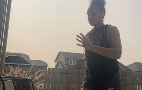 Girls basketball holds virtual workouts