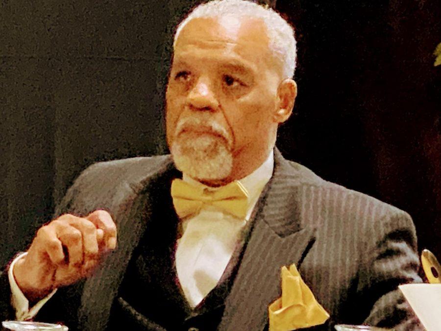 Preston Love Jr., the Nebraska Democratic write-in candidate for U.S. Senate.