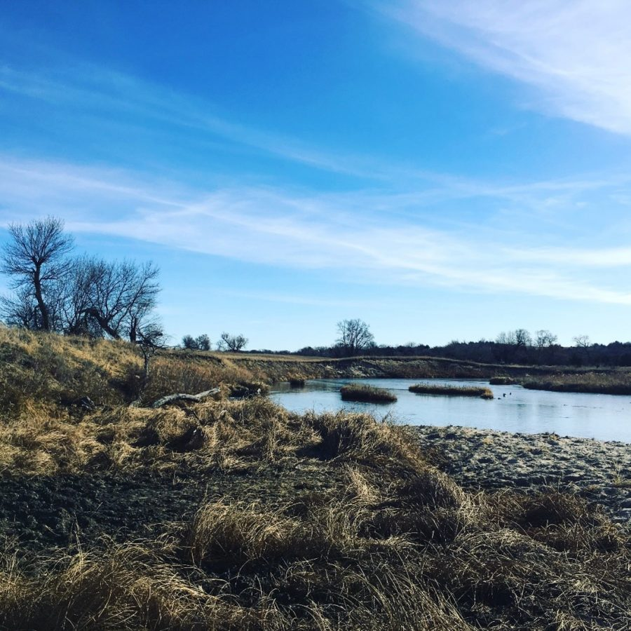 Omaha couple finds peace with ranch living