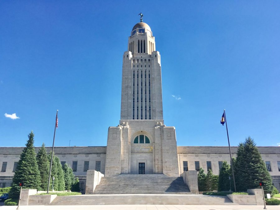 So what exactly happened at the Nebraska State Capitol on Inauguration day? (As well as other capitols)