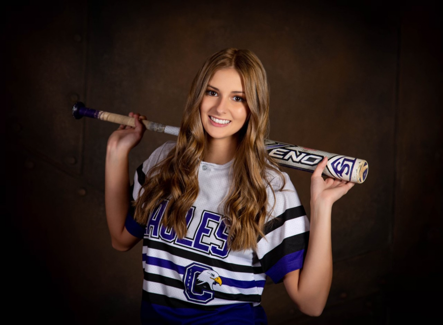 Despite no senior season, softball player made 'countless' memories