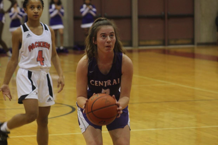 Camille Duryea transferred to Central her senior year from Marion.