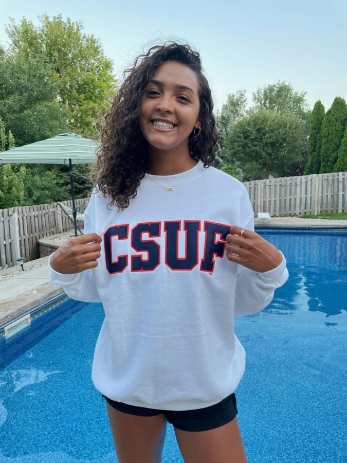 Senior Bianca Martinez will be playing volleyball at Cal State Fullerton in the fall.